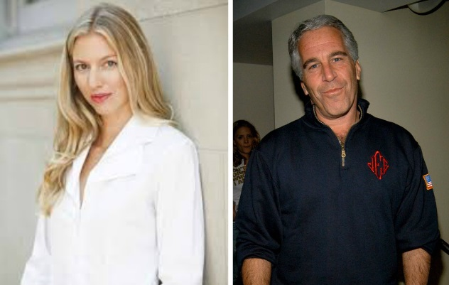 Jeffrey Epstein Had a Secret Girlfriend Who Is a Children's Book Author According to Unsealed Court Documents