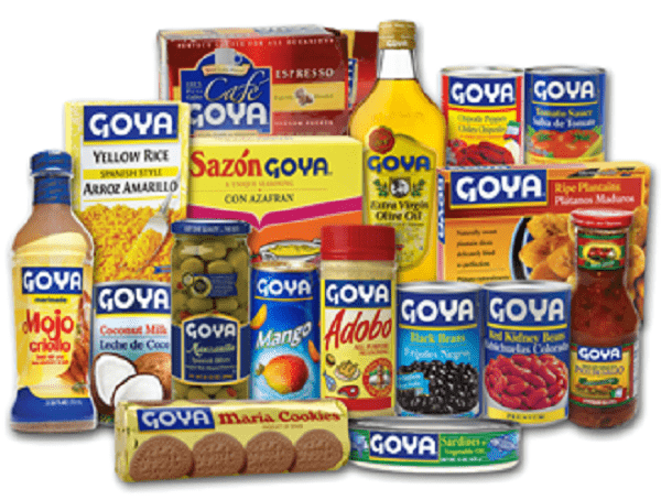 Democrats Join Haters on Twitter to Boycott Hispanic Food Maker Goya After CEO Praised Trump